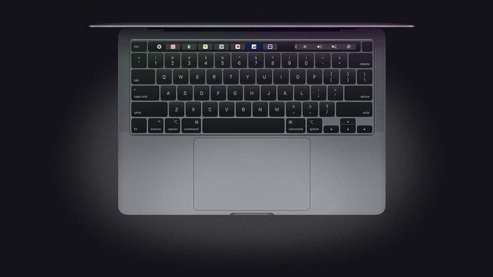 "MacBook Pro 13.3"" 2020 Touch Bar – MXK52 sử hữu Magic Keyboard"