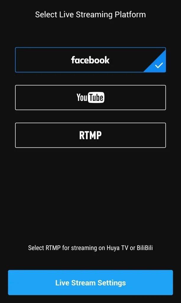 DJI Pocket 2 - Phát video trực tiếp lên mạng xã hội