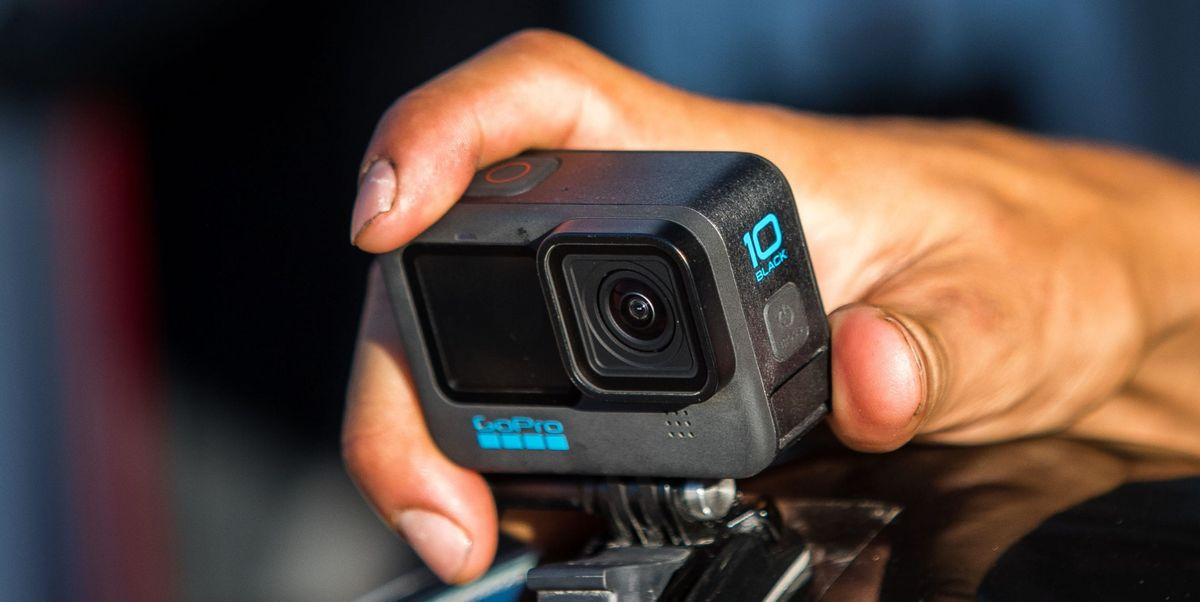 GoPro Hero 10 black có thể trở thành chiếc webcam phát livestream với chất lượng hình ảnh cao