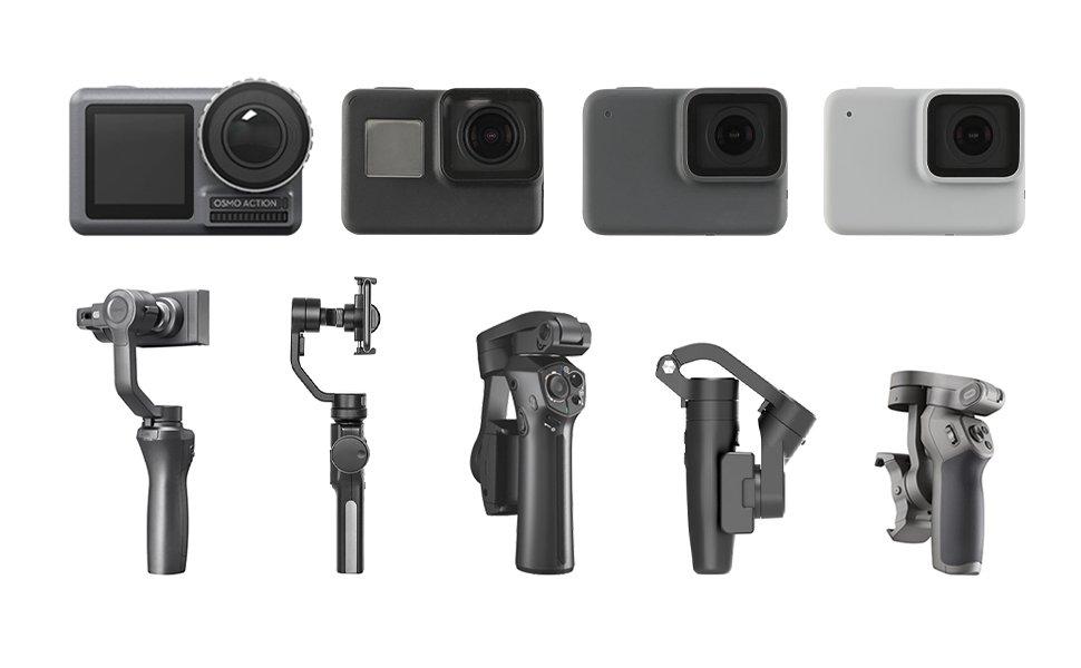 PGYTECH Action Camera Adapter info 2-1