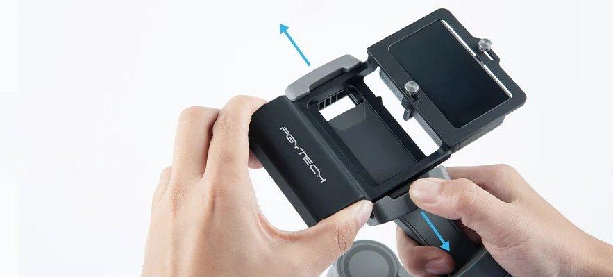 PGYTECH Action Camera Adapter info 3