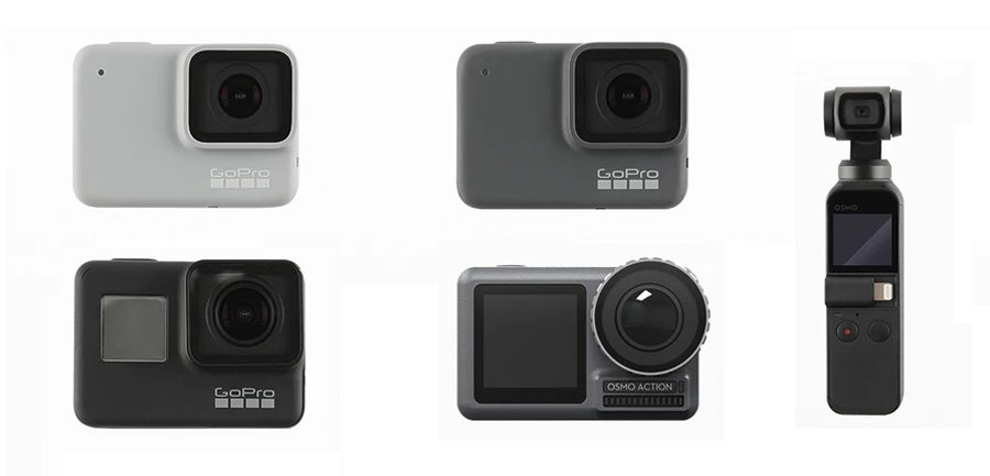 PGYTECH Action Camera Floating Hand Grip info 2