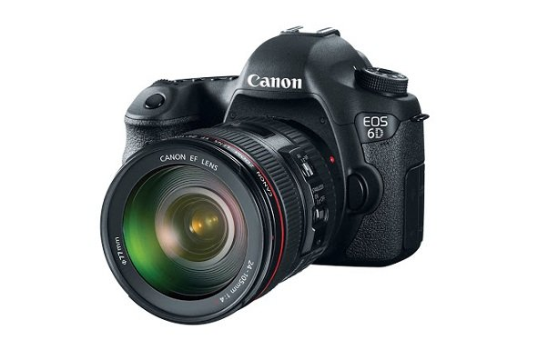 Canon 6D quay video Full HD