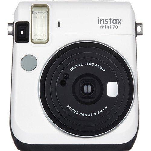 Fujifilm instax mini 70 (White) | Chính hãng