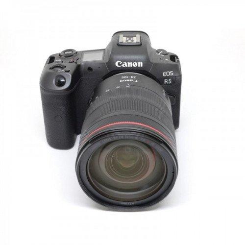 Canon EOS R5 + Lens 24-105mm f/4 L | Chính hãng
