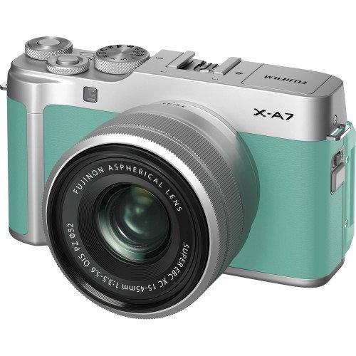 Fujifilm X-A7 + Kit XC 15-45mm F/3.5-5.6 (Mint)   Chính hãng