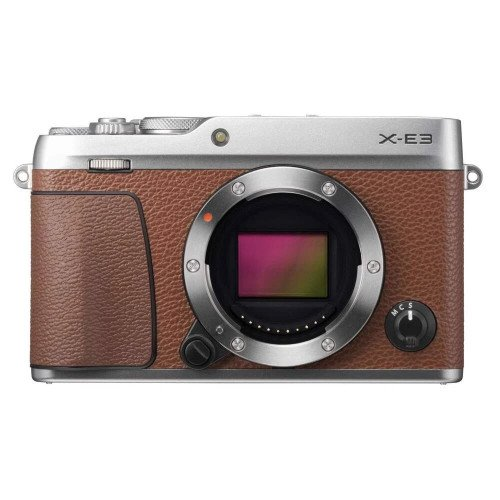 Fujifilm X-E3 (Brown, Body Only) | Chính hãng