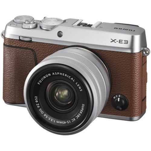 Fujifilm X-E3 + Lens XC 15-45mm F/3.5-5.6 (Brown) | Chính hãng