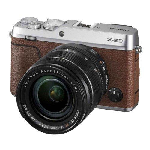 Fujifilm X-E3  + Lens  XF 18-55mm F/2.8-4 (Brown) | Chính hãng