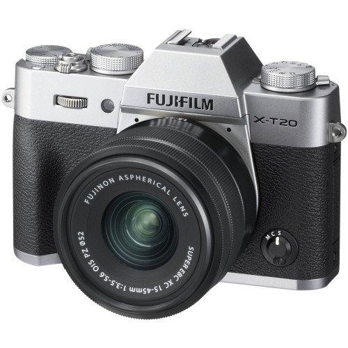 Fujifilm X-T20 + Lens XC 15-45mm F/3.5-5.6 (Sliver) | Chính hãng