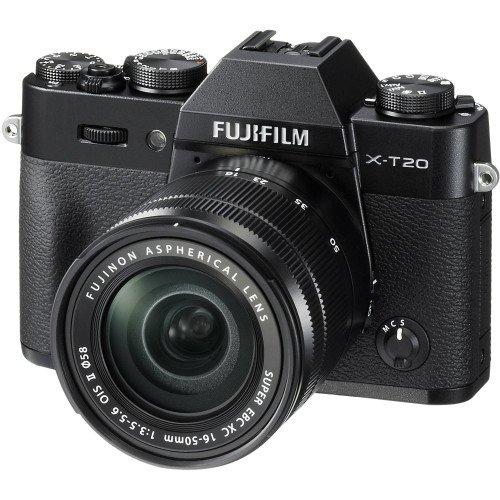 Fujifilm X-T20 + Lens XC 16-50mm F/3.5-5.6 ( Black) | Chính hãng