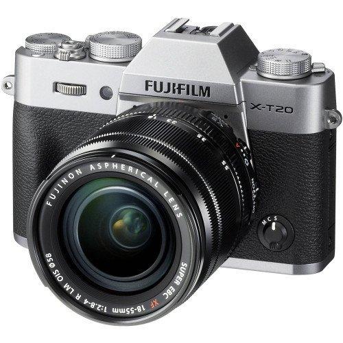 Fujifilm X-T20 + Lens  XF 18-55mm F/2.8-4 ( Sliver) | Chính hãng