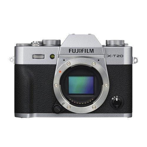 Fujifilm X-T20 ( Body Only, Silver ) | Chính hãng