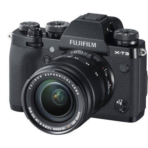 Fujifilm X-T3 + Lens  XF 18-55mm F/2.8-4 (Black) | Chính hãng