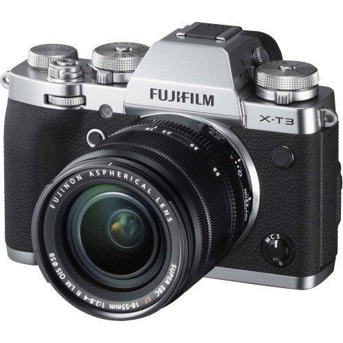Fujifilm X-T3 + Lens  XF 18-55mm F/2.8-4 (Silver) | Chính hãng