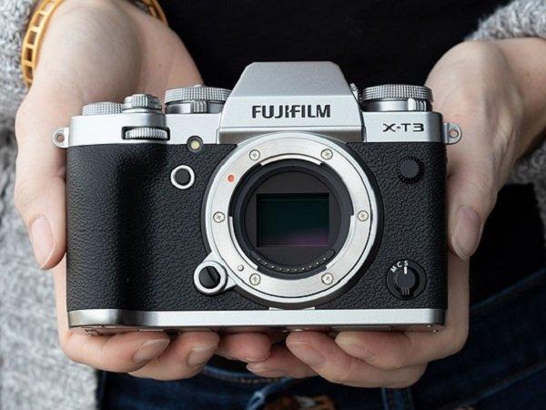 cảm biến hình ảnh sử dụng trên fujifilm x t3