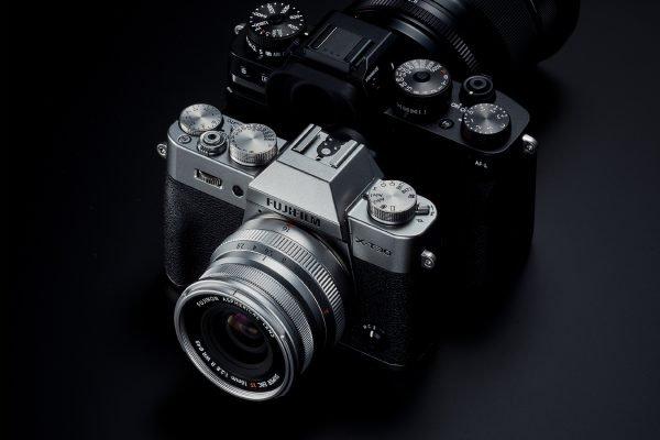 Thiết kế Retro cổ điển trên máy ảnh fujifilm XT30