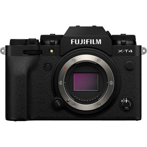 Fujifilm X-T4 (Black, Body Only) | Chính hãng