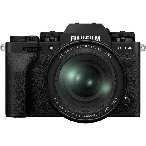 Fujifilm X-T4 + Lens XF 16-80mm F/4 (Black) | Chính hãng