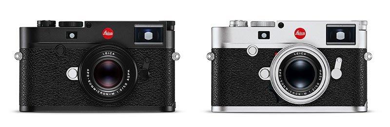 máy ảnh mirrorless Leica M10-R