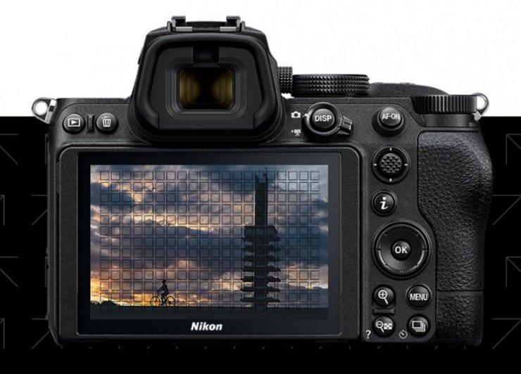 Nikon Z5 - Hybrid AF