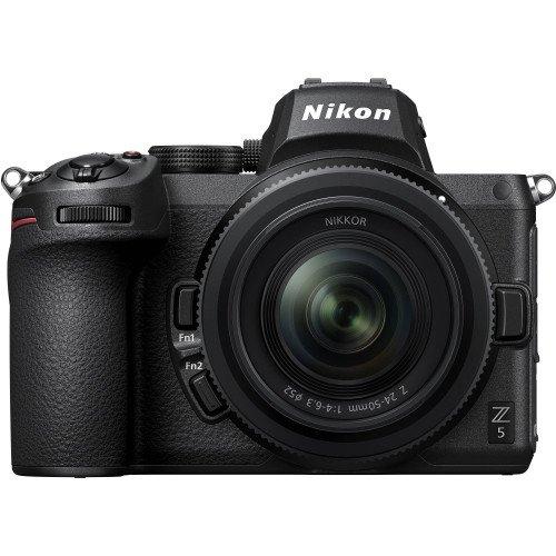 Nikon Z5 + Lens 24-50mm f/4 - 6.3