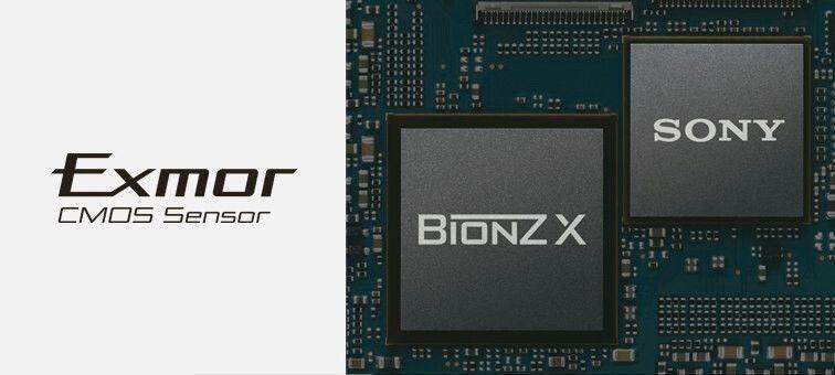 Sony Alpha A6100 - Bộ xử lý mạnh mẽ