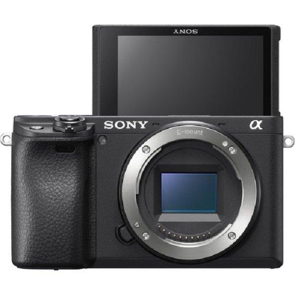 màn hình máy ảnh Sony A6400