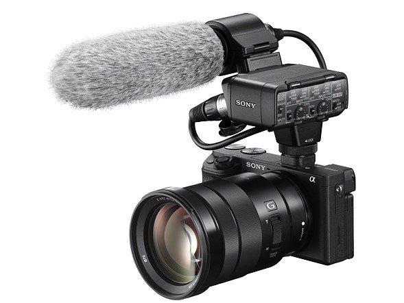 Sony alpha A6600 có thể quay video UHD 4K/30p
