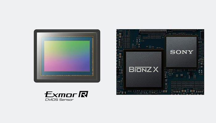 Sony alpha A7C - Cảm biến 24.2MP