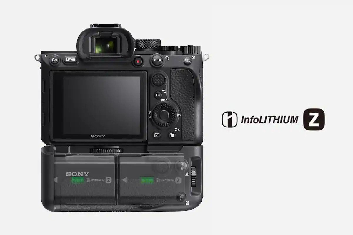 Sony A7R Mark IV pin