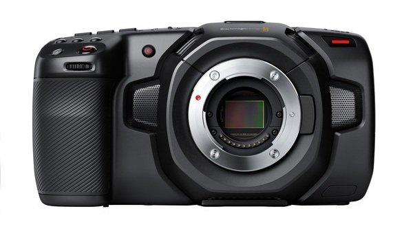 Blackmagic Design Pocket Cinema Camera 4K chính hãng