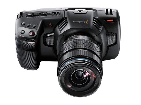 Pocket Cinema Camera 4K - thiết kế nhỏ gọn, thông minh