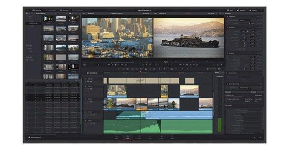 Pocket Cinema Camera 4K - Tùy chọn Blackmagic Raw & ProRes