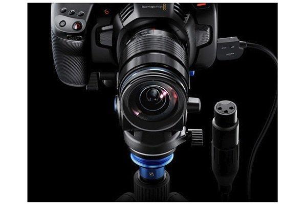 Pocket Cinema Camera 4K - tương thích ngàm MFT
