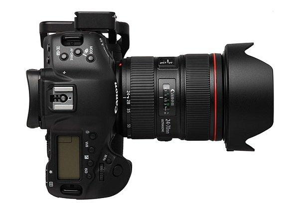 Canon EF 24-70mm f/2.8L II USM có thiết kế cao cấp