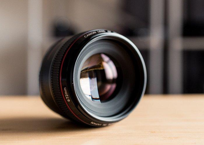 Canon EF 50mm f/1.2L USM - ống kính DSLR