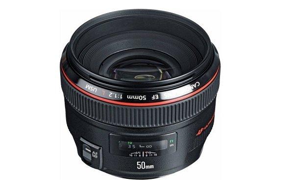 Canon EF 50mm f/1.2L USM chính hãng