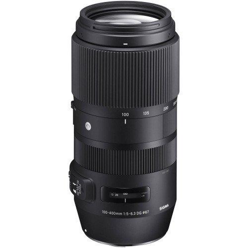 Sigma 100-400mm f/5-6.3 DG OS HSM Contemporary For Nikon F | Chính hãng