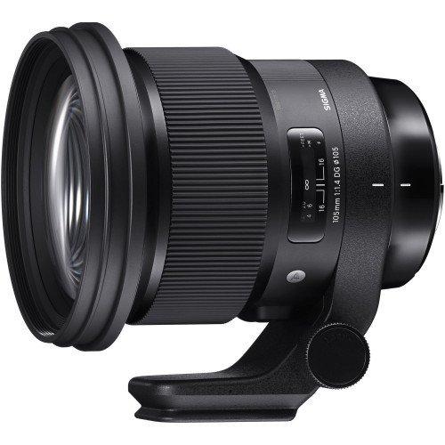 Sigma 105mm f/1.4 DG HSM Art For Nikon F | Chính hãng