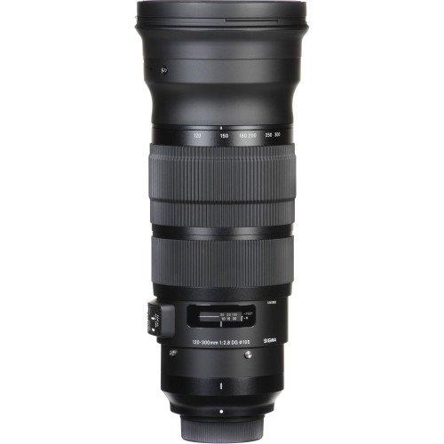 Sigma 120-300mm f/2.8 DG OS HSM Sports For Nikon F   Chính hãng