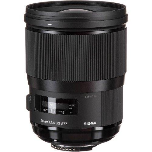 Sigma 28mm f/1.4 DG HSM Art For Nikon | Chính hãng