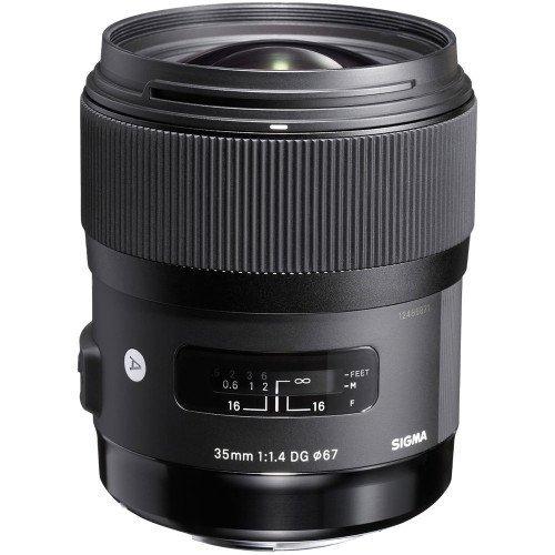 Sigma 35mm f/1.4 DG HSM Art For Nikon | Chính hãng