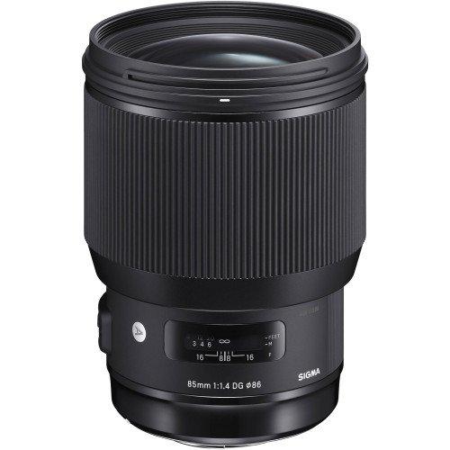 Sigma 85mm F/1.4 DG HSM Art For Nikon | Chính hãng