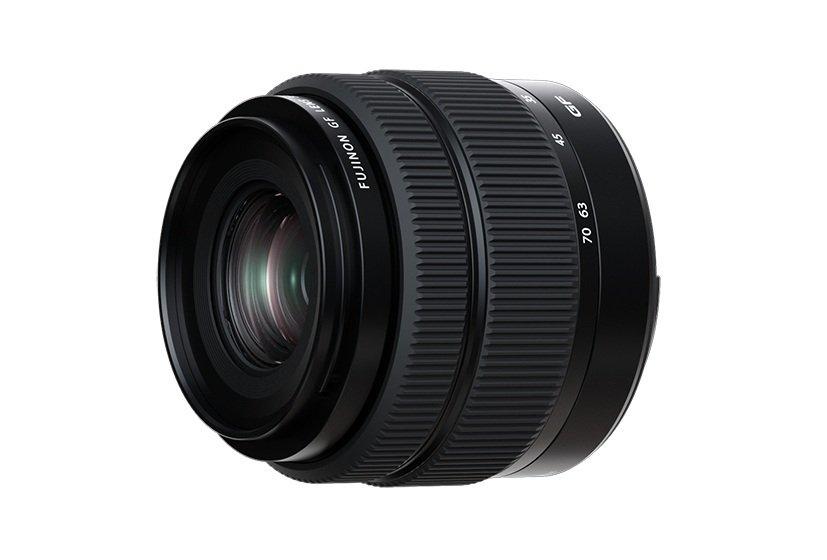 Fujifilm GF 35-70mm f/4.5-5.6 WR nhỏ gọn và nhẹ