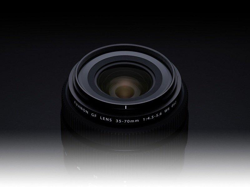 Fujifilm GF 35-70mm f/4.5-5.6 WR lấy nét chính xác và yên tĩnh