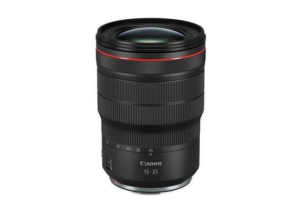 Canon RF 15-35mm f/2.8L IS USM - ống kính mirrorless