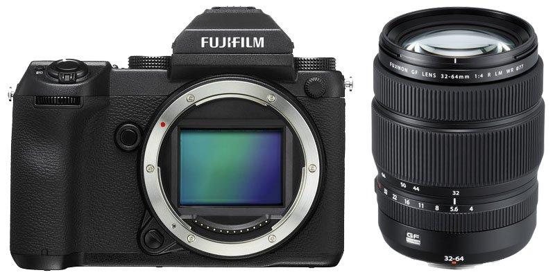 FUJIFILM GF 32-64mm f/4 R LM WR chống ẩm