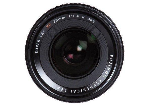Cấu trúc quang học FUJIFILM XF 23mm f/1.4 R
