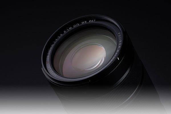 Ống kính Fujifilm XF 70-300mm f/4-5.6 nhỏ gọn nhẹ